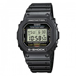 "CASIO G-SHOCK, DW-5600E-1VER, ""Timecatcher""_68843"