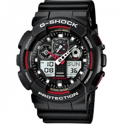 CASIO G-SHOCK, GA-100-1A4ER_70256
