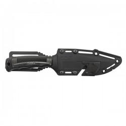 SOG, Einsatzmesser SEAL STRIKE DELUXE SHEATH (Deluxe Scheide), black_70317