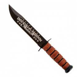 KA-BAR taktisches Messer USN OEF AFGHANISTAN BOWIE_71488